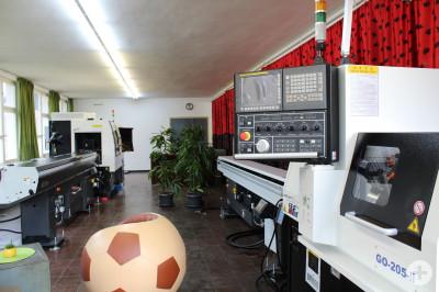 Ausstellung und Schulungsraum