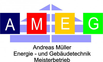 Logo Firma AMEG